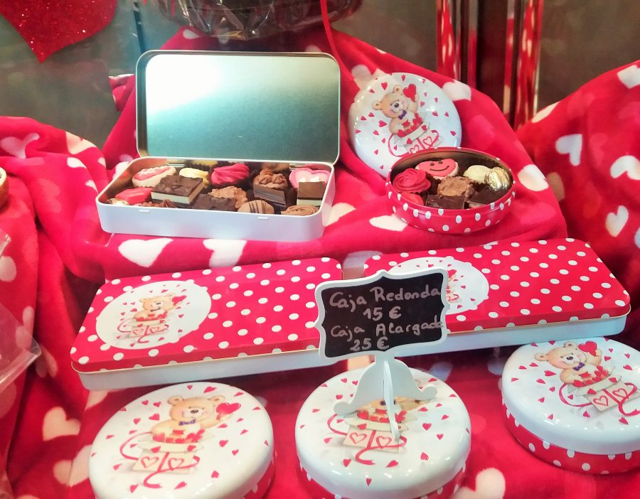 Ideas para un San Valentín muy dulce